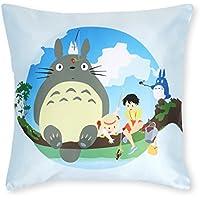 Cool Change Totoro Funda de cojín (50x 50cm)