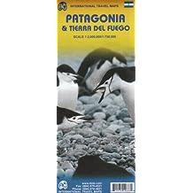 Patagonia & Tierra del Fuego : 1/2 000 000 / 1/750 000
