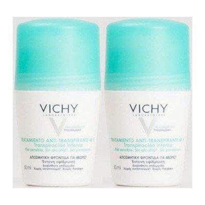 Vichy-Pack 2U Deodorante Trattamento Antitranspirante 48H 50ml Vichy
