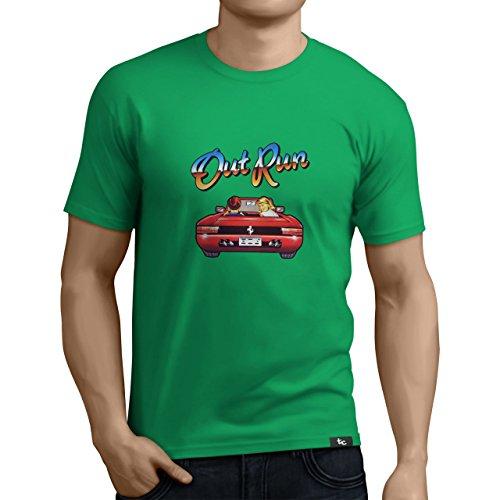 OutRun Retro Gamer T-shirt