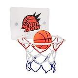 Outtybrave Mini Juego de Baloncesto con Tablero Dentro de Mini Aro de Baloncesto en la Sala de Oficina Habitación Jardín Aro Baloncesto para Niños