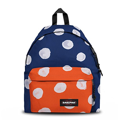 Eastpak Padded Pak'R Zaino Unisex - Adulto, 24 Litri, Multicolore (Dots Xl), 40 cm