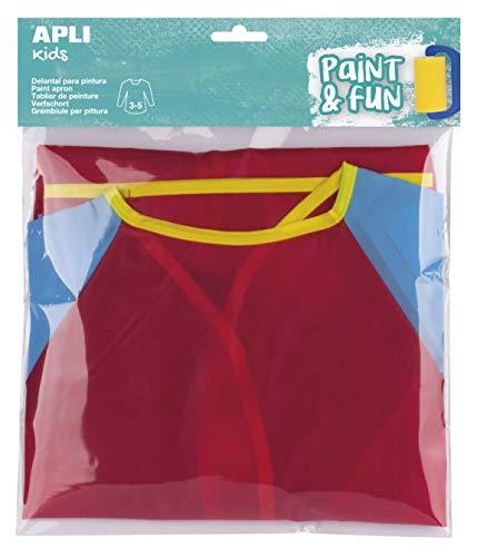 APLI Kids - Delantal para pintura 1 u.