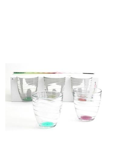 Pasabahce set 6 bicchiere mexico acqua