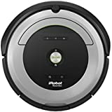 iRobot Roomba 680 - Robot aspirador, alto rendimiento de limpieza, programable, atrapa el pelo de mascotas, gris