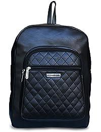 Fantosy Black Backpack Women Shoulder Bag