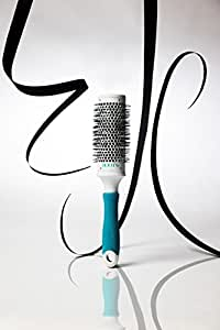 Roots Hair Brushes - Ceramic Barrel Brush - 25mm (Color May Vary)