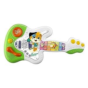 Chicco - Juego de Guitarra 44 Gatos, Instrumento Musical, 1 - 4 años