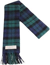 Lochcarron of Scotland Longue Écharpe Tartan en laine d agneau brossé de  haute qualité, 76634968938