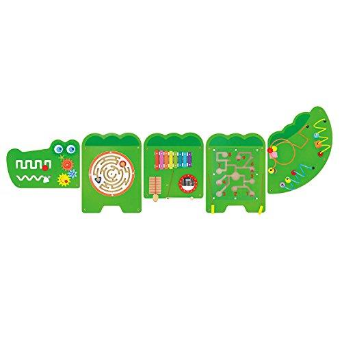 Viga Toys - Wandspiel - Krokodil