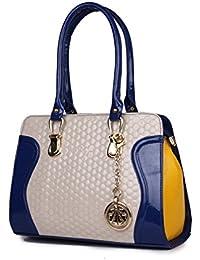 CLASSIC FASHION Women's Handbag (Multicolor, Cfs0154 Bol)