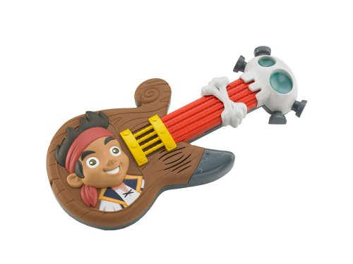 Disney Jake und die Nimmerland Piraten Pirat Rock Guitar (Jake Und Die Piraten Party Supplies)