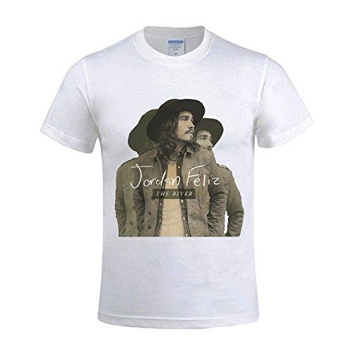 jordania-feliz-el-rio-para-hombre-funny-t-shirts-o-cuello-blanco