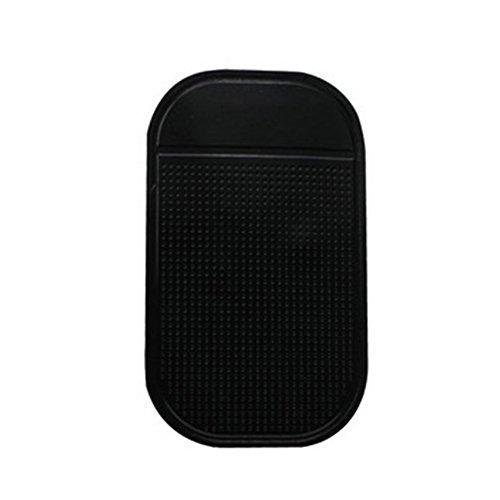 Da.Wa Halterung Anti Rutsch Matte/Antirutschmatte Klebematte-Autohalterung-Anti Slip Pad Silicone Cushion fur Phone,GPS,13 * 7cm (Dirty Board)