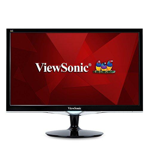 ViewSonic VX2252MH 22-inch Full HD Gaming Monitor (2ms Game Mode VGA DVI HDMI Speakers) - Black