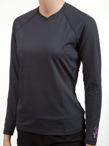 XCEL Damen UV-ventx Long Sleeve Top graphit