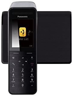 Panasonic KX-PRWA10EXW Mobilteil für KX-PRW120/110 inkl. Ladeschale schwarz (B00FS72ZAI) | Amazon price tracker / tracking, Amazon price history charts, Amazon price watches, Amazon price drop alerts