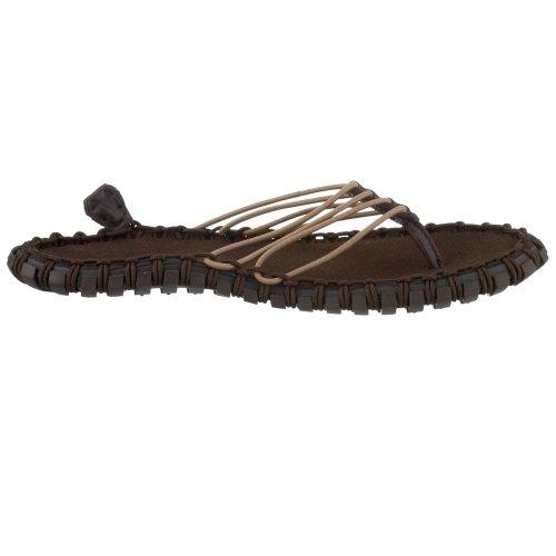 Nike , Sandales pour femme - Marron