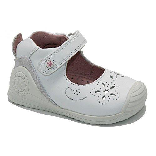 1ac5e355ac8da Garvalin Chaussures Premiers Pas Pour Bébé (Fille) Blanc - - Blanc