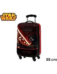 MWS3050 4641451 Trolley rígida de mano en ABS de Star Wars 55x33x20 cm
