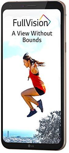LG Q6 (Gold, 18:9 FullVision Display)