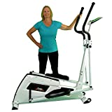 Frontier Pennine Programmable Magnetic Elliptical Cross Trainer, Long Stride