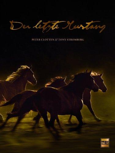 Der letzte Mustang (Spring Reiten Pferd)