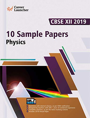 10 Sample Papers - Physics (English Edition) ()