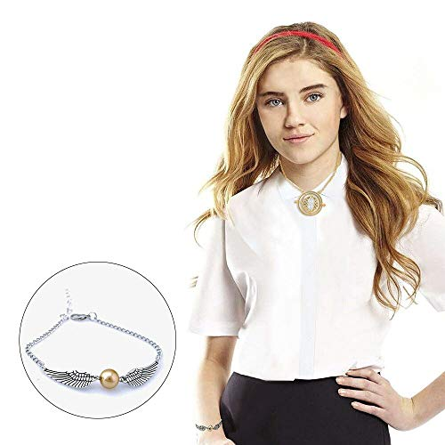 SUPERSUN-9-Pieces-Wizard-Costume-Wizard-Fancy-Dress-Accessories-Including-Magic-Wand-Tie-for-Halloween-Cosplay-Party-Carnival