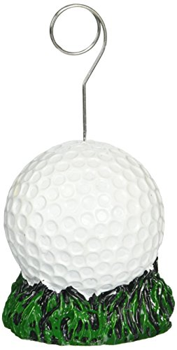 Beistle Golf Ball Foto/Ballon Halter