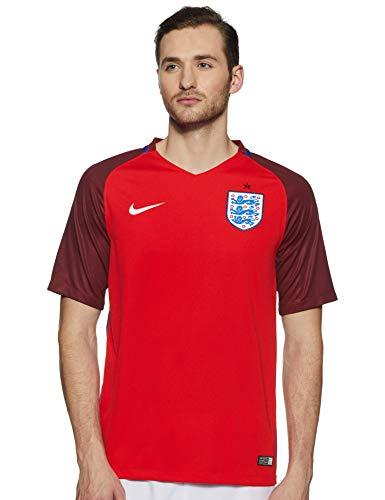 Nike Herren Trikot England Away Stadium Jersey Challenge red/deep royal Blue/White XL
