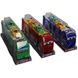 Truck Toys For Boys, Super Truck Set Toys For Kids With Different Racing Car For Children's. ( Multi Colour Set Of 1) Toys & Games