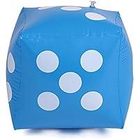 Cido 30X30cm Gigante CLORURO DE POLIVINILO Número del Cubo de Aire Dados inflables para la Fiesta para Bar