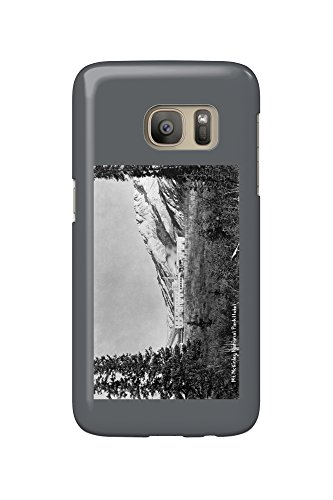 Alaska - Mt McKinley National Park Hotel Exterior Photo (Galaxy S7 Cell Phone Case, Slim Barely There) -