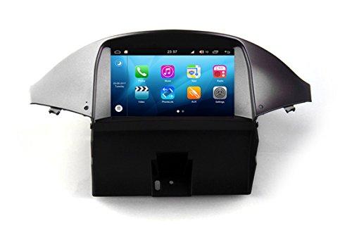 RoverOne Octa Core Android Sistema 7 Inch coche reproductor de DVD para Chevrolet Orlando 2012 2013 2014 con Autoradio GPS navegación Radio estéreo Bluetooth SD USB espejo Enlace pantalla táctil