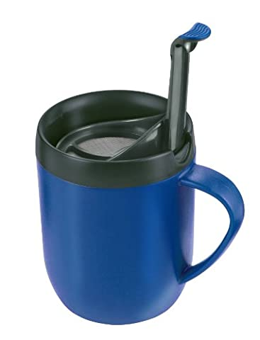 Zyliss Cafetiere Hot Mug - Blue