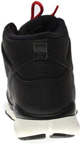 Nike Herren Sb Dunk High Boot Skaterschuhe Black (Black (schwarz / schwarz-braun Segel-ale))