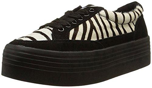 Sixtyseven Plataforma, Sneaker donna bianco bianco/nero EU 37