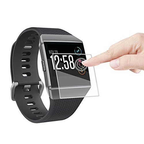 Tutoy Hd Watch Screen Protector Protective Water Film Anti-Scratch For Fitbit Ionic