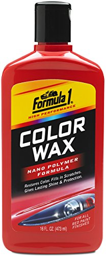 formula 1 color wax for cars (473 ml, red) Formula 1 Color Wax for Cars (473 ml, Red) 41uYuF8H4YL