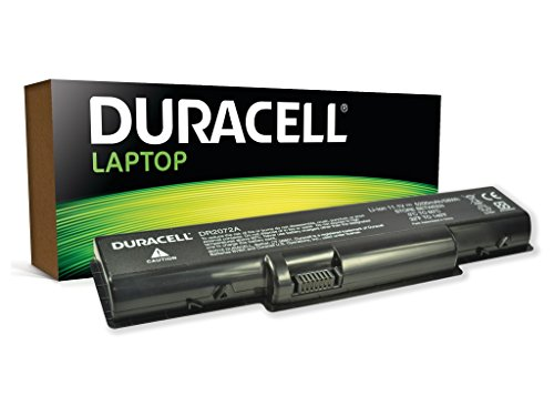 Duracell – Batteria originale per HP EliteBook 8460p, 8460 W, 8470P, 8560P