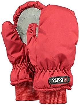 Barts - Guanti Unisex Bambino, Rosso (Rot), Taglia: 4 (6-8 anni)