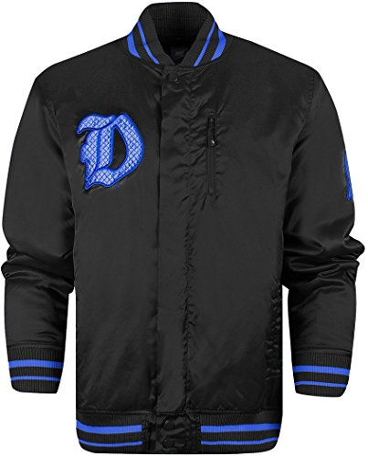 Nike Official College Blue Devils Basketball Jacket - Black Small