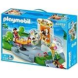 Playmobil - 4134 - Superset Cafe Glacier