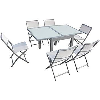Table de d Extension JardinTable blumfeldt Pamplona CxhtsQrd