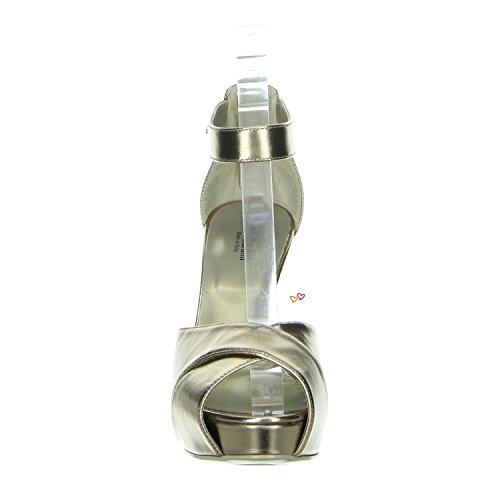 Nero Giardini P615791DE 434 Stiletto Gold