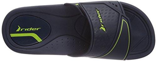 Rider Speed Ii, Chaussures de Claquettes homme Bleu - Blau (Blue/Green 23761)