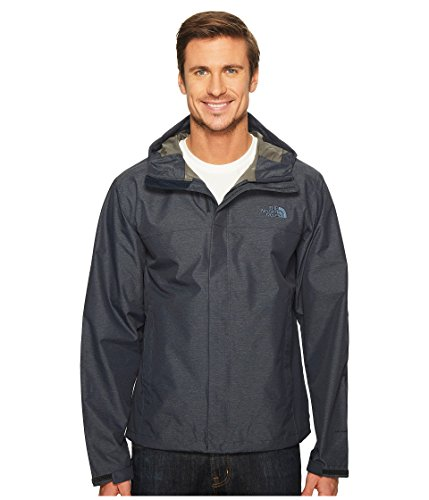 The North Face Men's Venture 2 Jacket - Urban Navy Heather & Urban Navy Heather - XXL North Face Venture Jacket