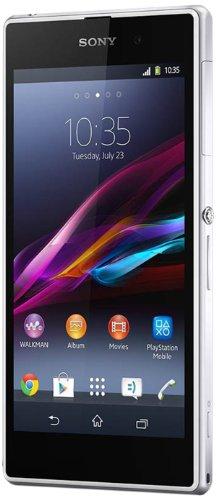 'Sony Xperia Z1–Smartphone sbloccato, schermo da 5, 1920x 1080, FOTOCAMERA 20.7MP, 16GB, Qualcomm 2.2GHz, 2GB di RAM)