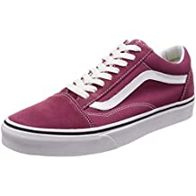 Amazon.es  vans old skool - Rojo 965d1708a17